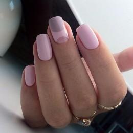 Покриття нігтів гель лаком не дорого та якісно title=