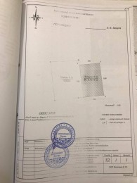 Продается участок под ГАРАЖ,ЦЕНТР г.РАЗДЕЛЬНАЯ title=