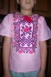 Вышиванка на девочку. вишиванка на дівчинку  250 грн - Дитячий світ ... 2ec78346e8963