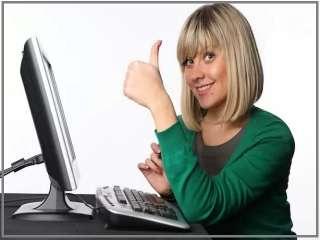 Срочно требуется помощник для работы в интернете. title=