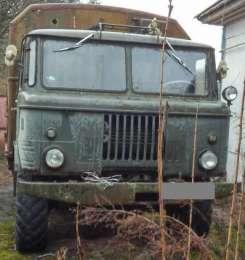 Продаем грузопассажирский автомобиль ГАЗ 66-11, 1985 г.в. title=