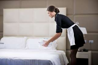 Потрібні покоївки для прибирання номерів в готелях Варшави title=