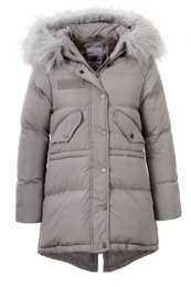 Зимняя куртка-пальто на девочку Glo-story. title=
