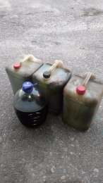 Відпрацьоване моторне масло