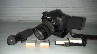 Фотоаппарат Canon EOS 700D + 18-135mm STM + профессиональный комплект title=