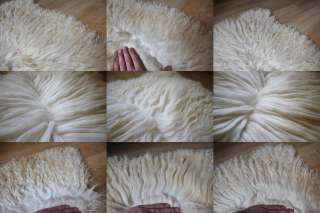 Волосы кукольные натуральные, Кукольные парики, Шкура овечья