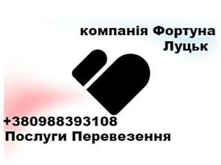 Допомога при офісних, квартирних, банківських переїздах в місті Луцьк title=