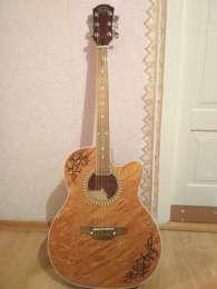 Продам гітару Trembita Leoton L-01 title=