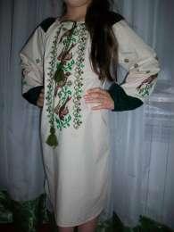 Вишиванка;вишиваночка; вишите плаття; вышитая рубашка title=