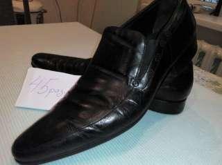 Мужские очень классные туфли,ищ натуральной кожи  title=