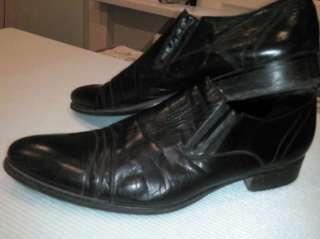 Ассортимент мужской обуви из натуральной кожи по доступной цене title=