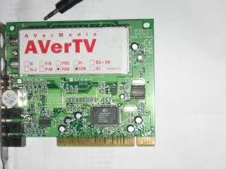 Продам ТВ тюнер AVerMedia AVerTV Studio 203