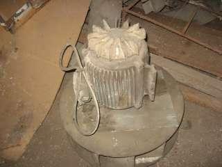Вентиляционная установка улитка с подставкой и кожухом, диаметр 550 мм title=