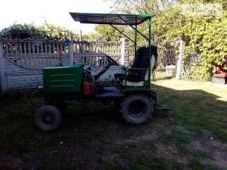 Продам саморобний трактор title=