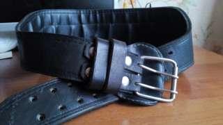 Пояс для поясницы кожаный!!! title=