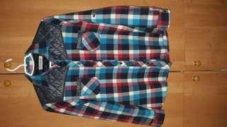 рубашка в клеточку title=