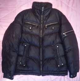 Мужская зимняя куртка, р.48-50  title=