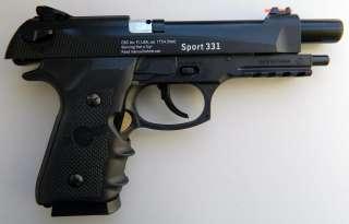 """Пневматический пистолет компании """"Borner"""" модель """"Sport 331"""""""