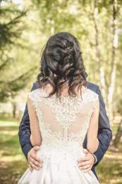 Продається вишукане весільне плаття! title=