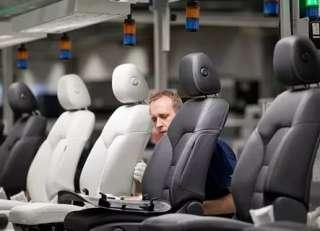 Роботи в Польші.Виробництво автомобільних сидінь. title=