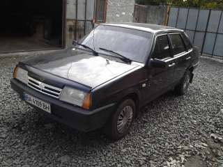 Продам автомобіль ВАЗ 21099 title=