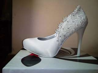 Весільні туфлі title=