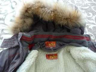 Зимняя куртка для подростка title=