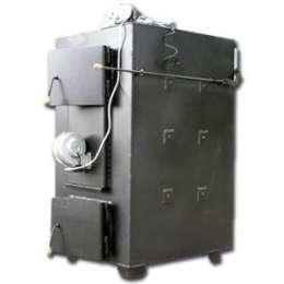 котел пиролізний газогенераторний 50 кВт на дрова, пилети, стружку... title=