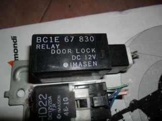 Реле Мазда, IMASEN, BC1E 67 830 RELAY DOOR LOCK DC 12V Оригинал