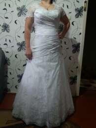 Весільна сукня 54-56р. title=