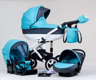Детская коляска Paradise Baby 3 В 1 title=