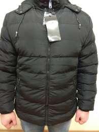 Зимняя мужская куртка, размеры M, L, XL title=