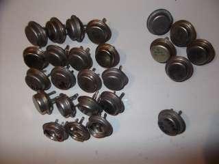 Транзисторы кт 802,803,809 и другие разных типов и номиналов. title=