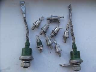 Диоды,тиристоры,транзисторы мощные,высоковольтные,низковольтные и др. title=