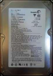 Seagate ST3120022A (не рабочий)