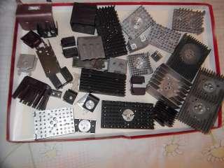 Радиаторы под транзисторы,диоды. title=