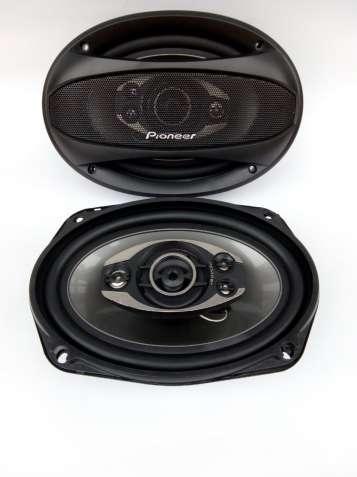 Динамики Pioneer TS- 6973/новые/цена за пару/колонки /овалы/