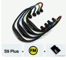 Беспроводные(безпроводные)наушники с МР3 ,НОВАЯ версия,время 4+
