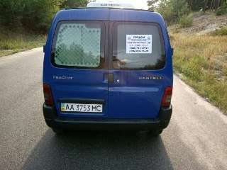 автомобиль Peugeot Partner 1,9D – рефрижератор - изображение 3