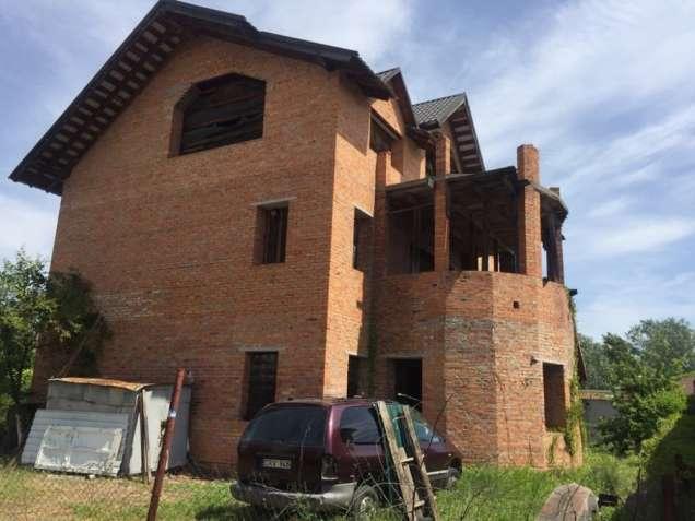 Продажа недостроенного дома Осокорки возле Днепра 50м .Без комиссии