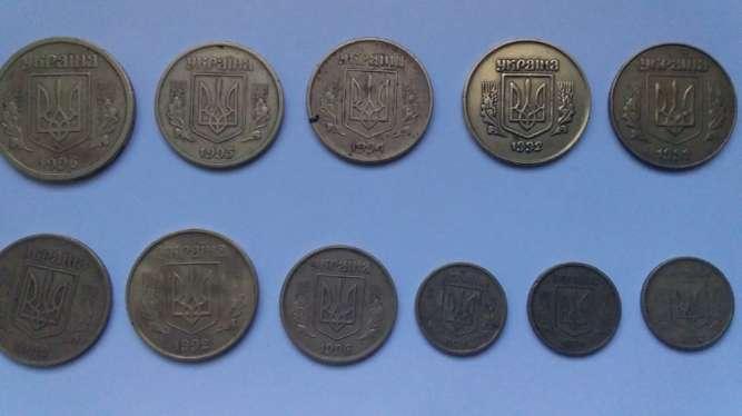 Продам инвестиционные монеты Украины