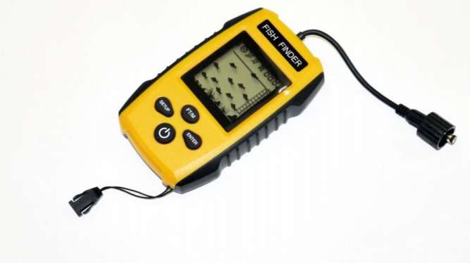 Эхолот Fish Finder TL88E
