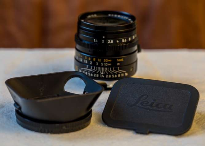 Продам объектив Leica Summilux-M 35mm f/1.4 asph