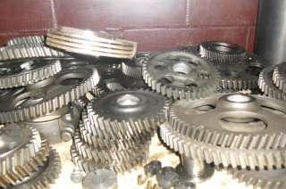 Продам шестерни распредвала 4HG1-T/4HE/Z=35; шестерни коленчатого вала