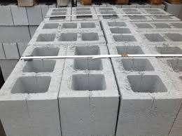 Стеновые бетонные блоки М-100