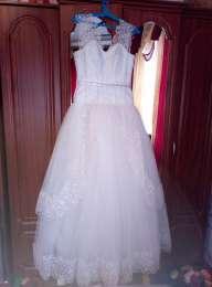 Продам весільну сукню  title=
