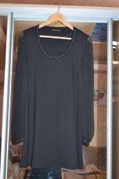 Платье черное title=