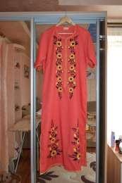 Платье с вышивкой title=