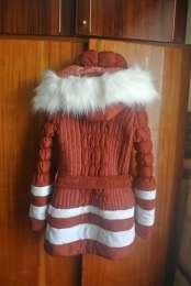 Продам недорого зимову куртку title=