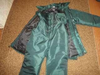 Тёплая зимняя мужская куртка и комбинизон НОВЫЙ. title=